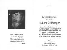 Hubert Grillberger